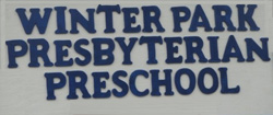 Winter Park Presbyterian Preschool